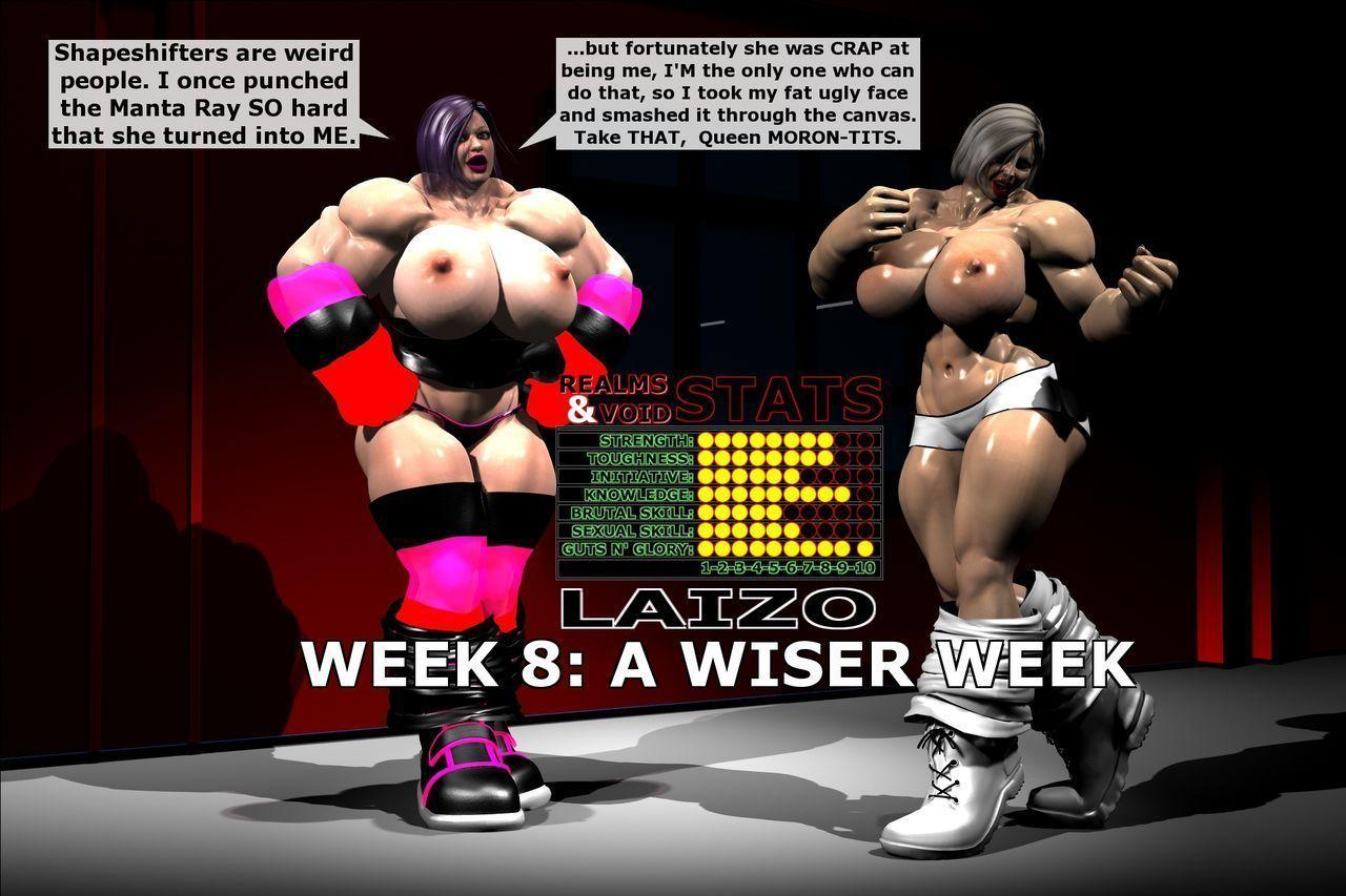 Laizo\'s Gym - Breaking Laizo - part 2