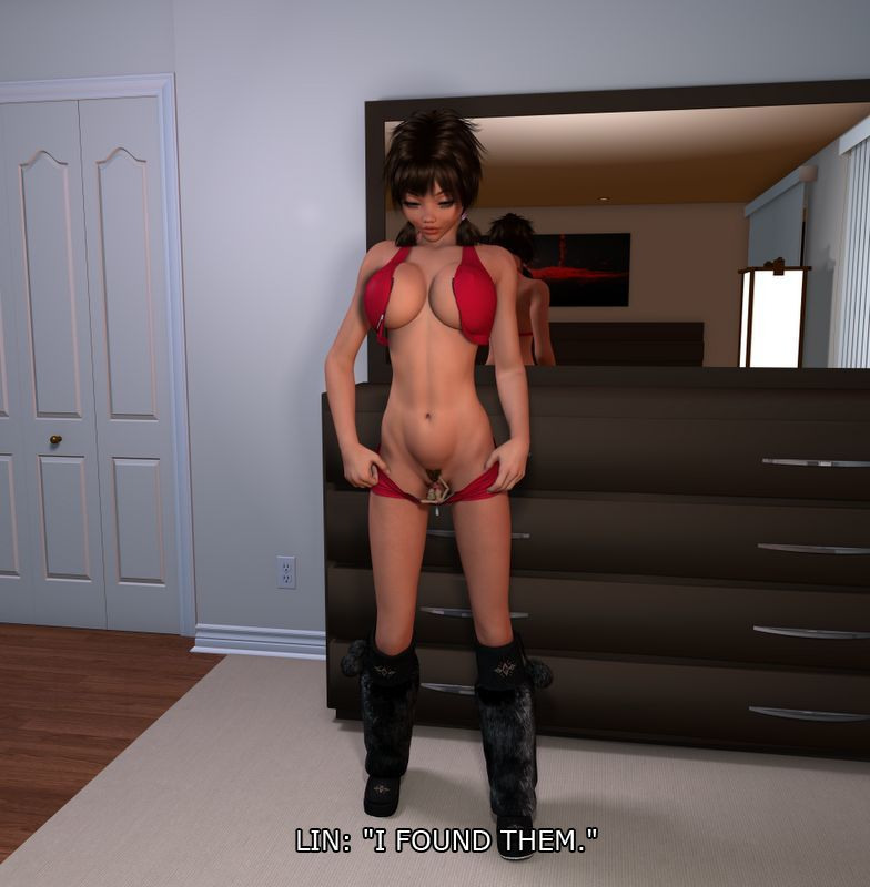 [Naduron] Lin\'s First Experience (eng) - part 3