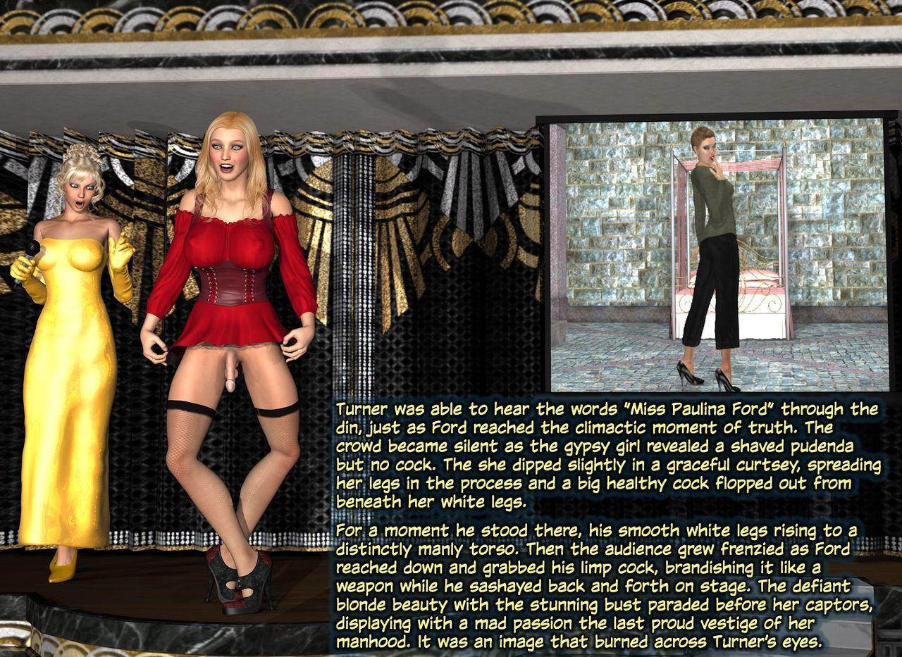 [SturkWurk] The Making of Sabrina Turner - part 8