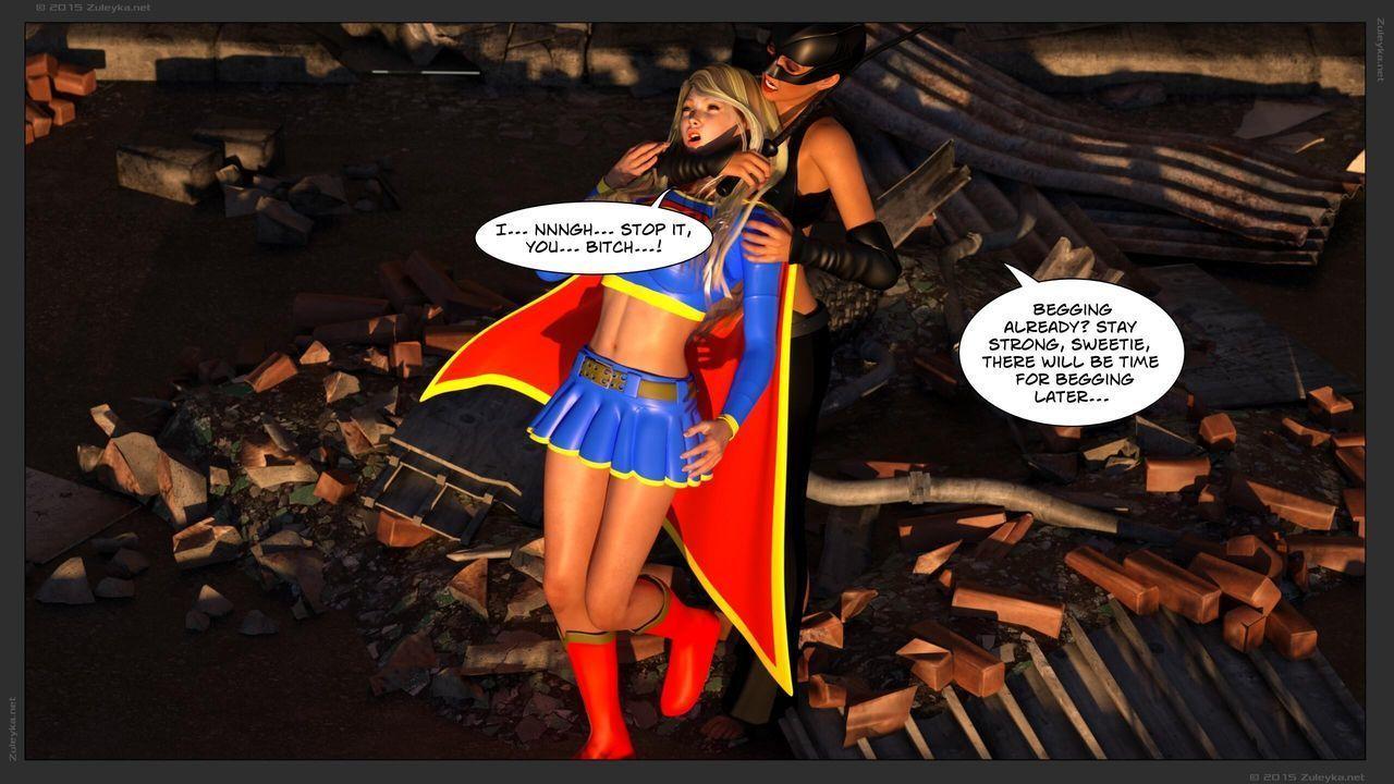 [3D] Zuleyka - Ultragirl Vs Futakitty
