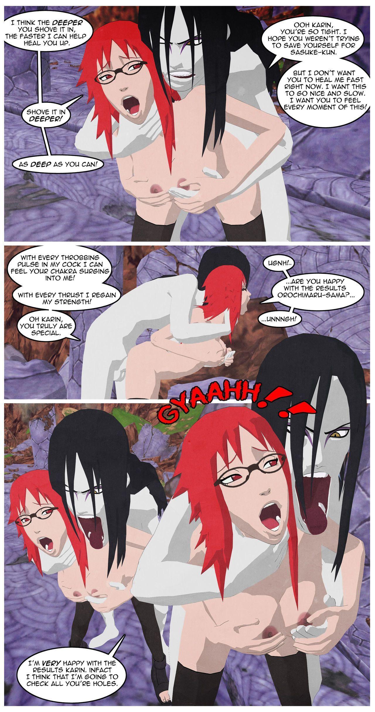 Naruto XXX vol 1