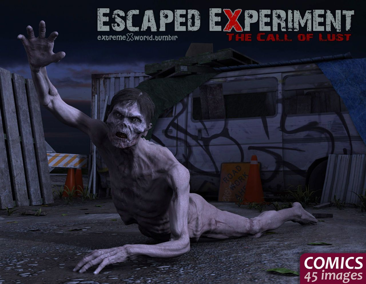 Escaped experiment - The call of lust