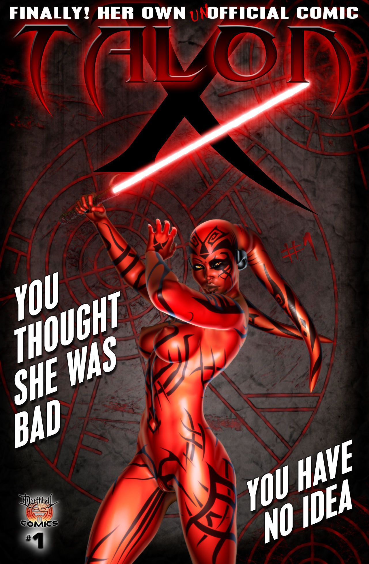 [darthhell] Talon X (Star Wars)