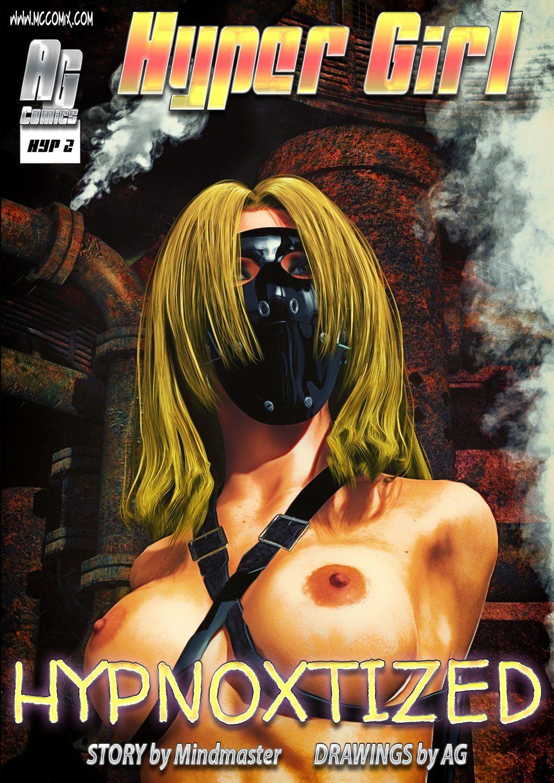 Hyper Girl 1-4 [English]