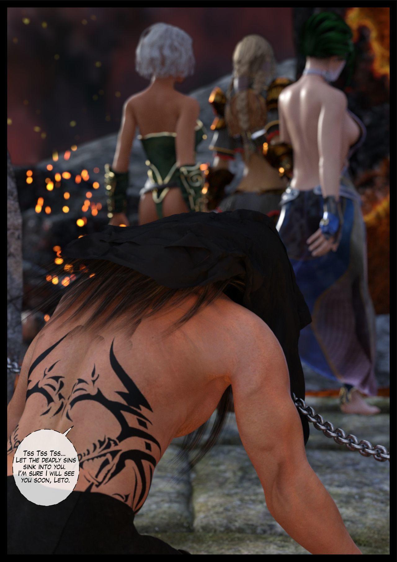 [Shinra-kun] The Fallen Star Ch. 9: Liber Genesis - Part 1 - part 7