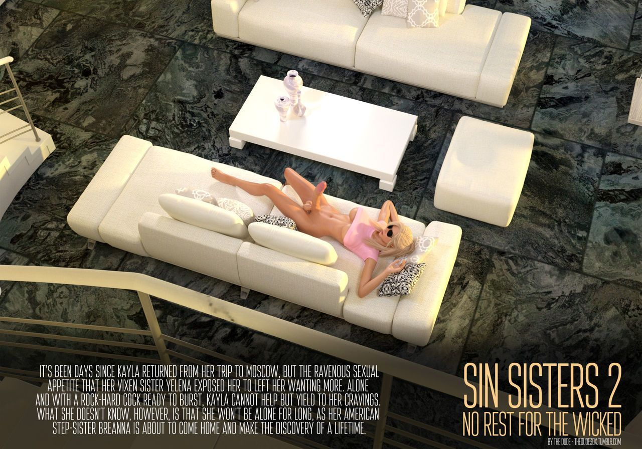 [TheDude3DX] Sin Sisters 2 - No rest for the wicked