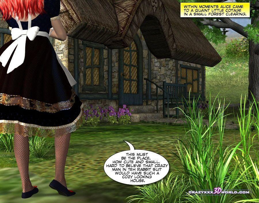 Crazyxxx3DWorld - Wonderland 1-3 - part 4