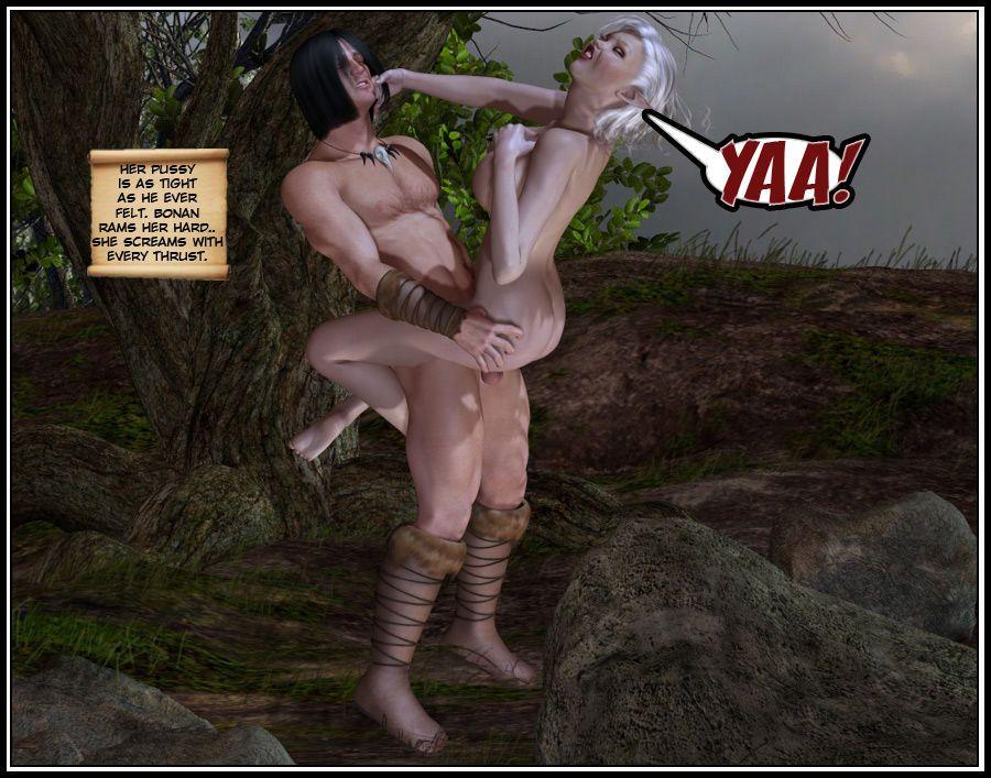 Bonan the Barbarian 1-4 - part 3