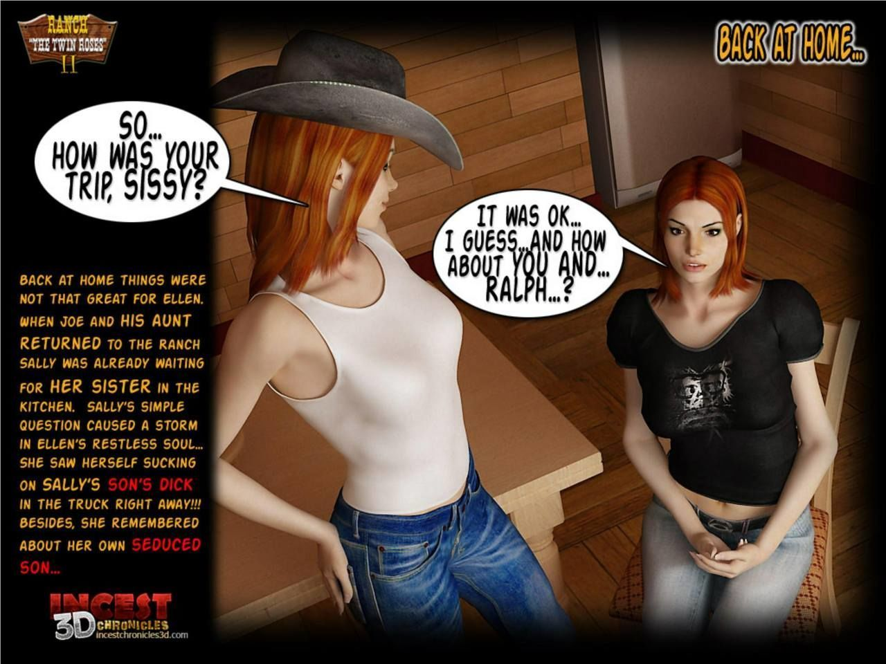 Ranch - The Twin Roses 1-5 - part 7