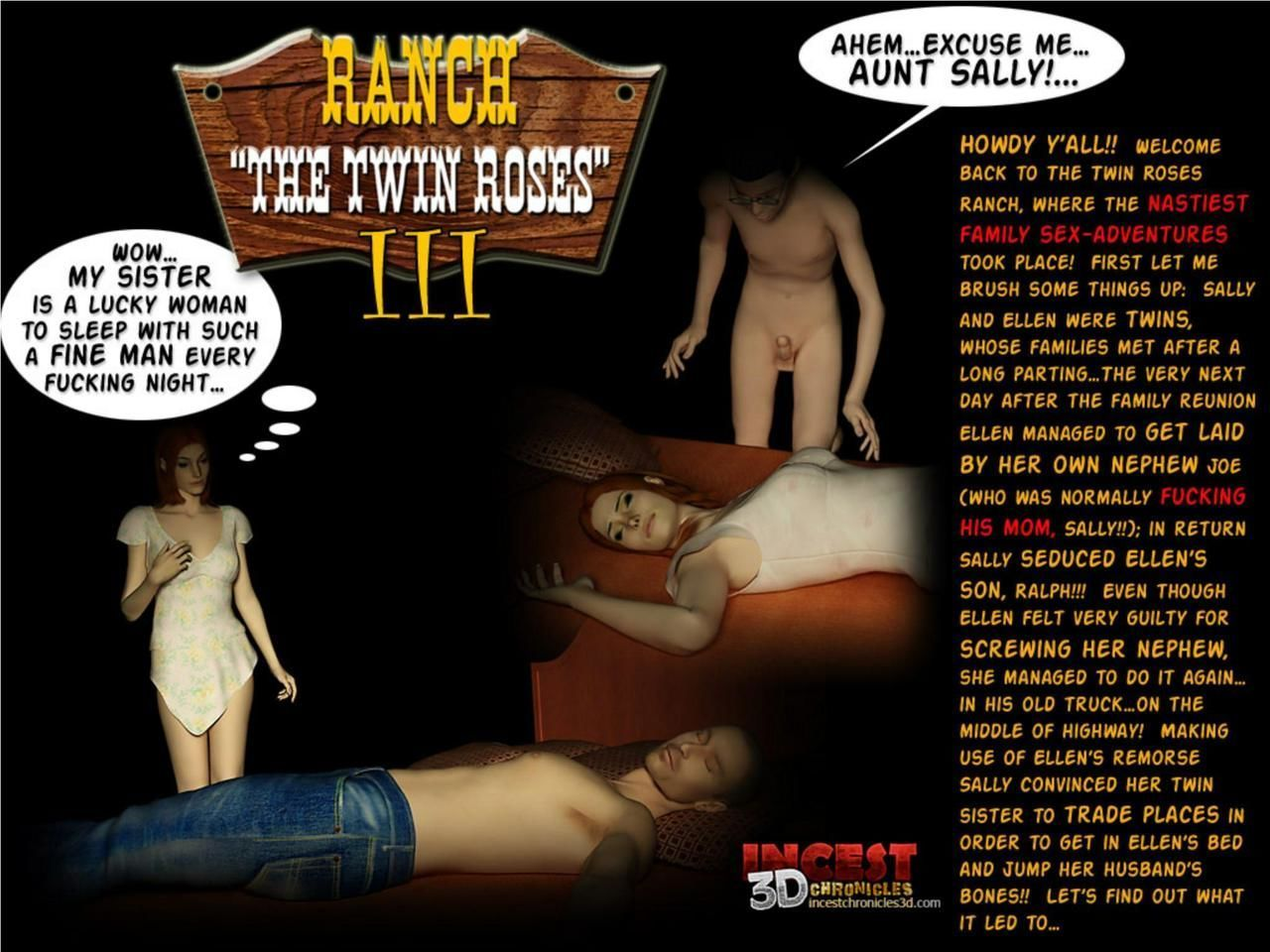 Ranch - The Twin Roses 1-5 - part 8