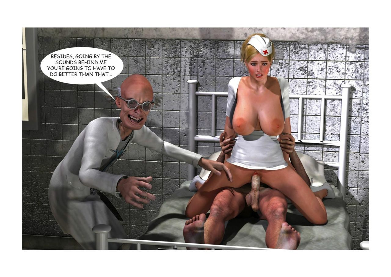 [Supafly] Holly\'s Freaky Encounters - Night Shift Nurse - part 4