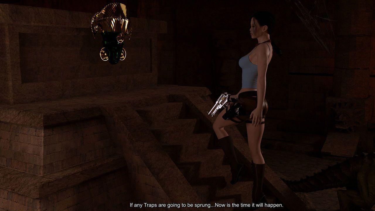 DarkSoul3D - Tomb Raider - The Death Mask of \'Ku\'k Bahlam\'