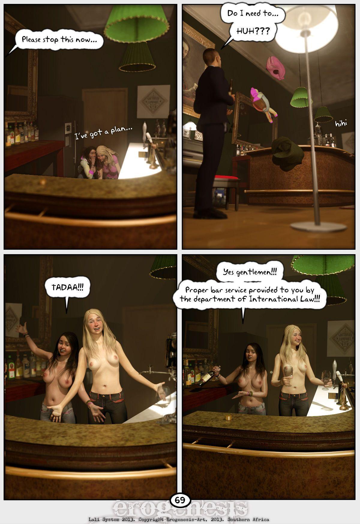 [Erogenesis] Lali Lite 1 - The Gentlemen\'s Club - part 4