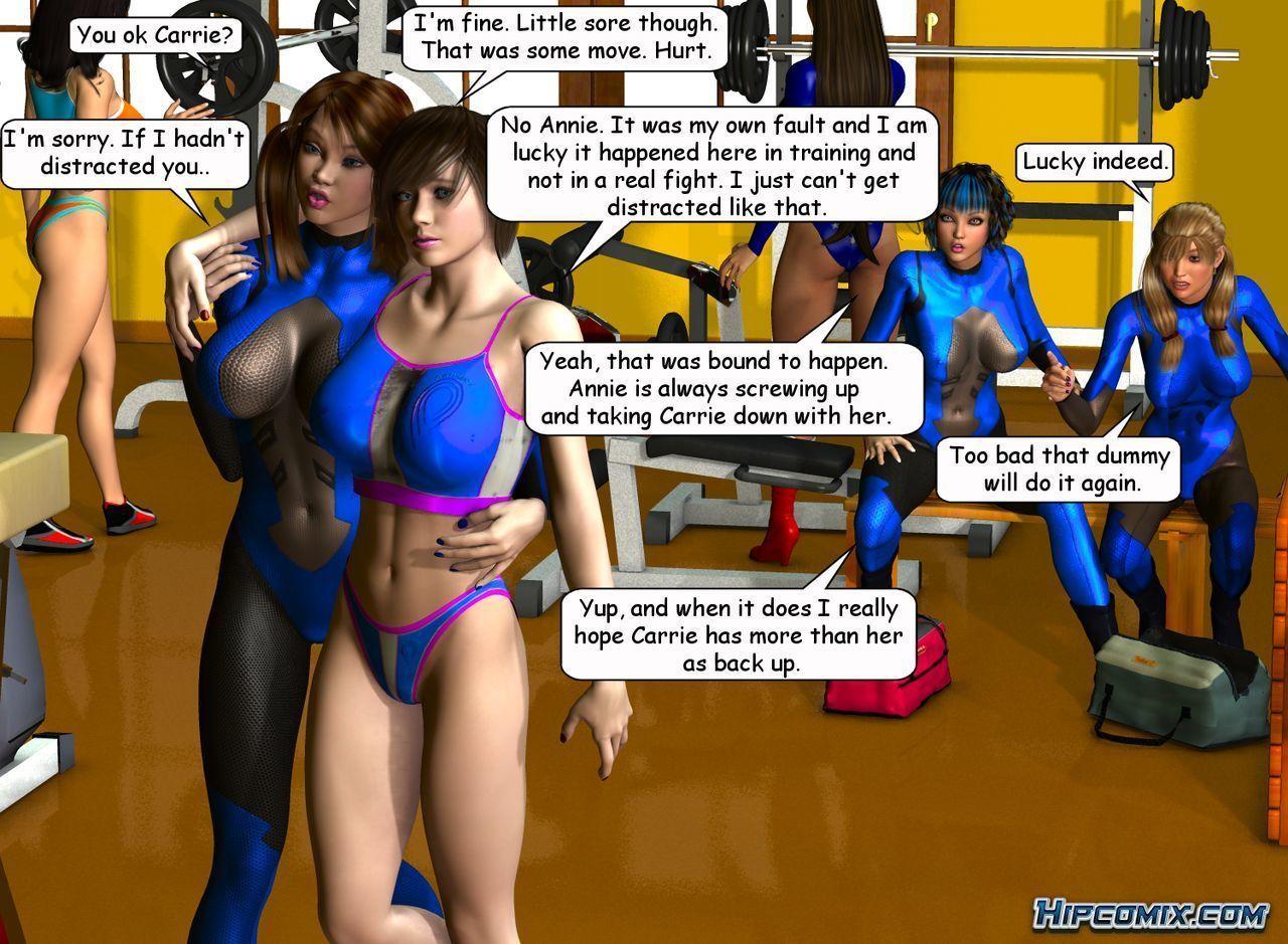 Assault on the Academy 1-4 - part 3