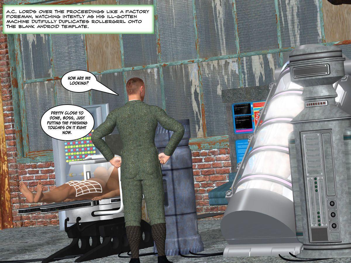 [MCtek-Dr.Robo] Grime City Stories - An Acquired Taste 1-26 - part 6