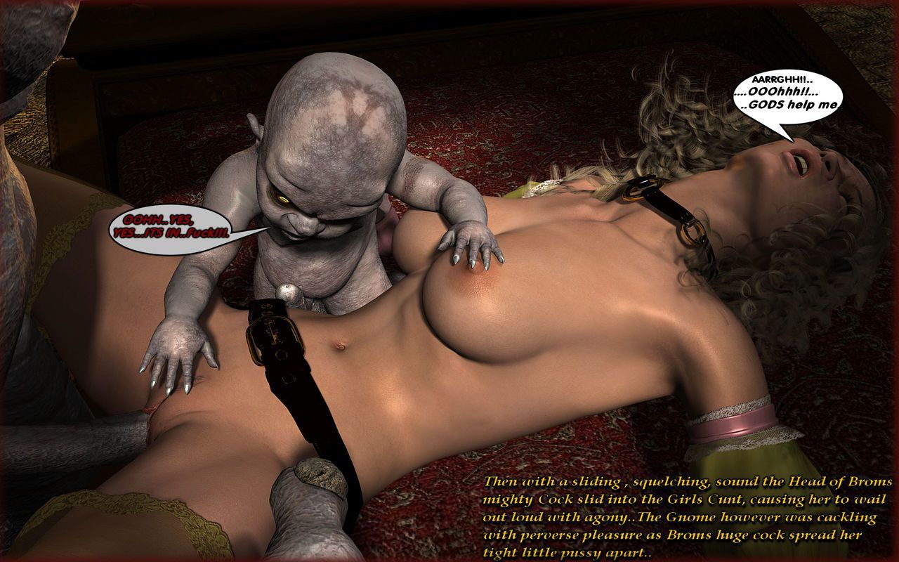 Twisted Fairy Tales - Rumplestiltskin - part 4