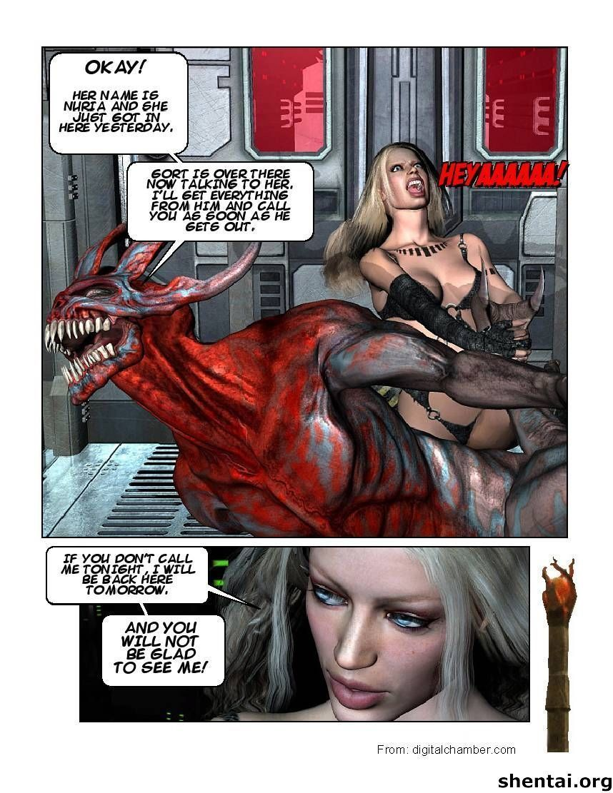 Hell Guard - part 2