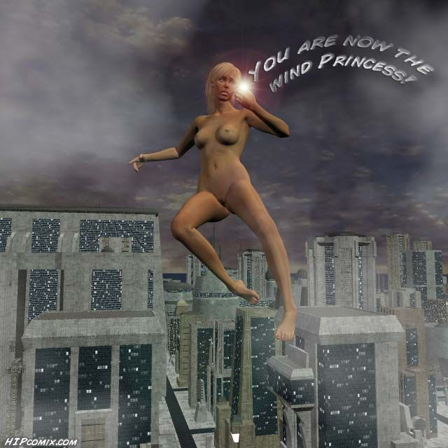 Wind Princess 1-7 - part 5