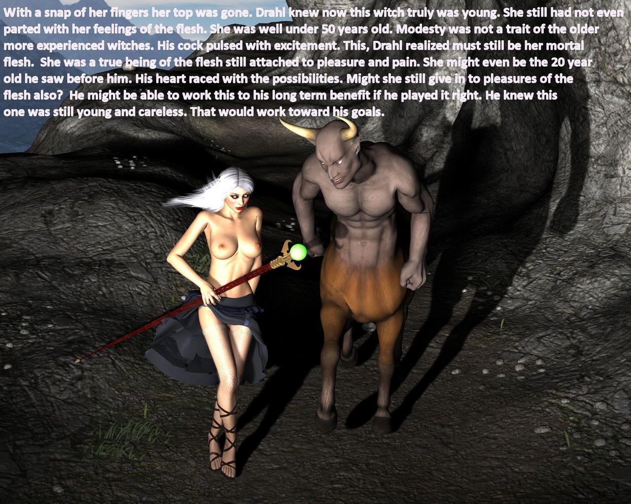 [Lucian] Witch Lies