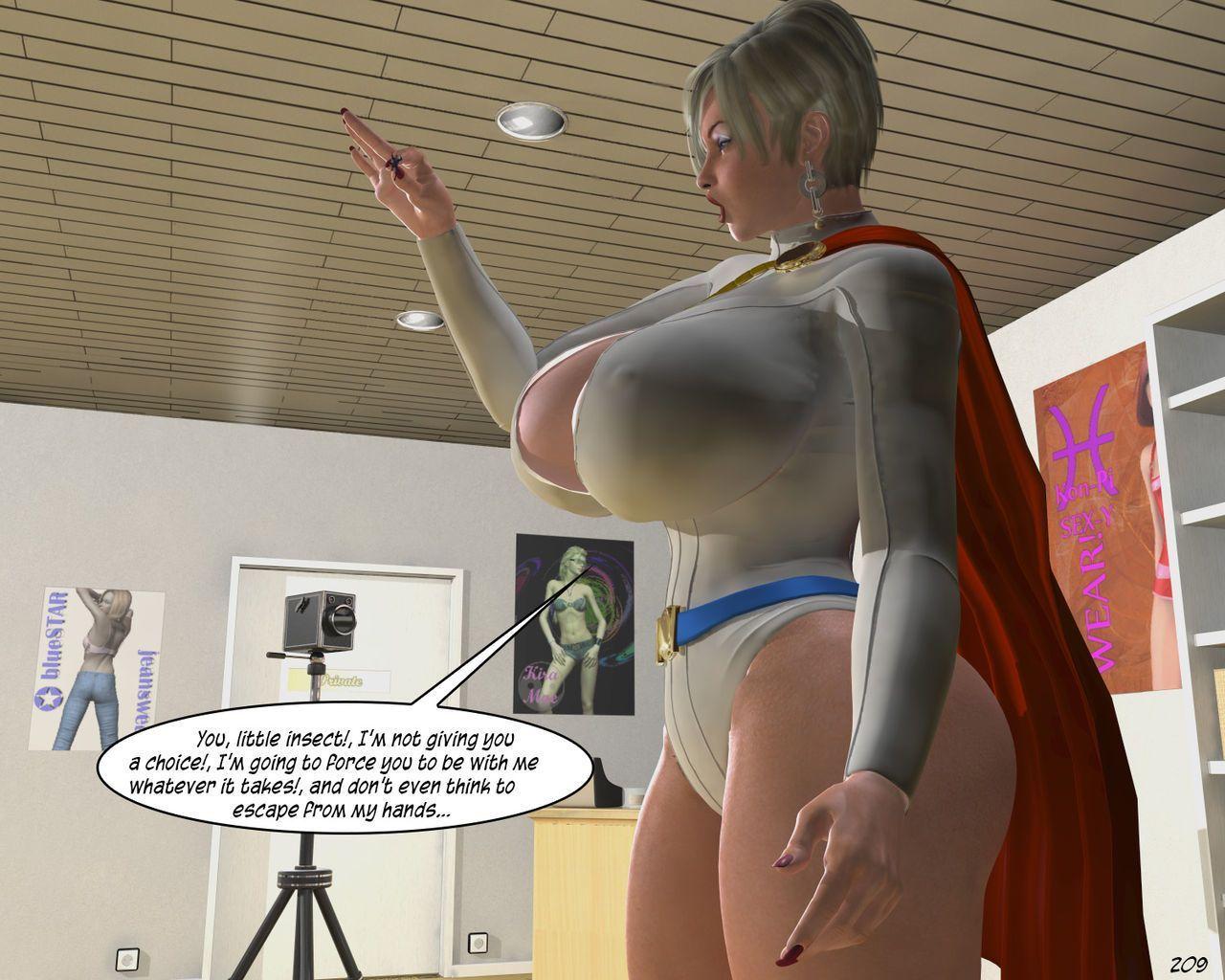 Wonder Woman Adventure - PhotoShrink! - part 11