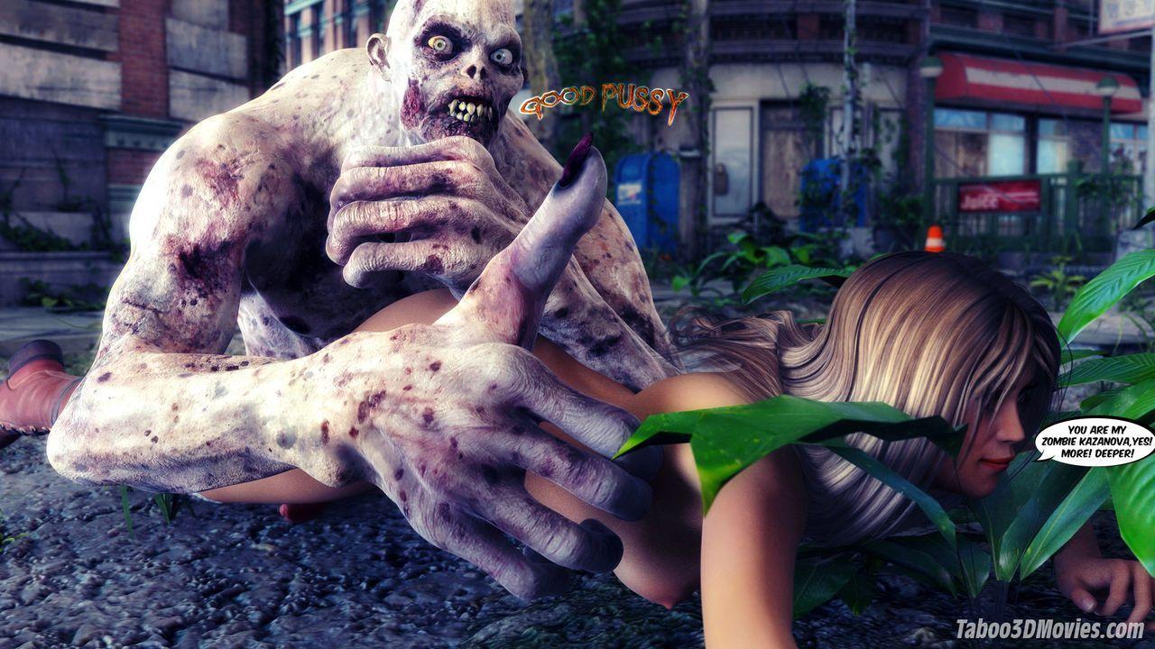 Survive In Zombies Apocalypse - part 4