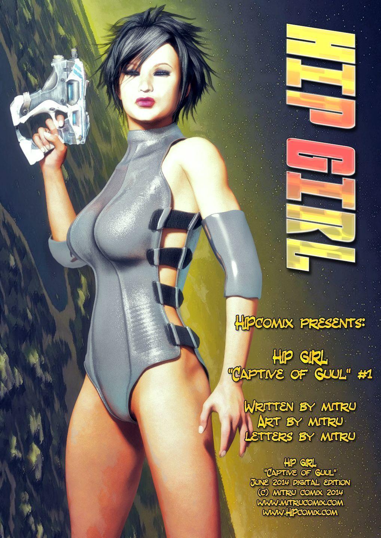 [Mitru] Hip Girl - Captive of Guul 1-8