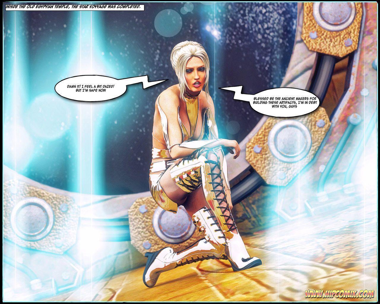 [Mitru] Hip Girl - Captive of Guul 1-8 - part 2
