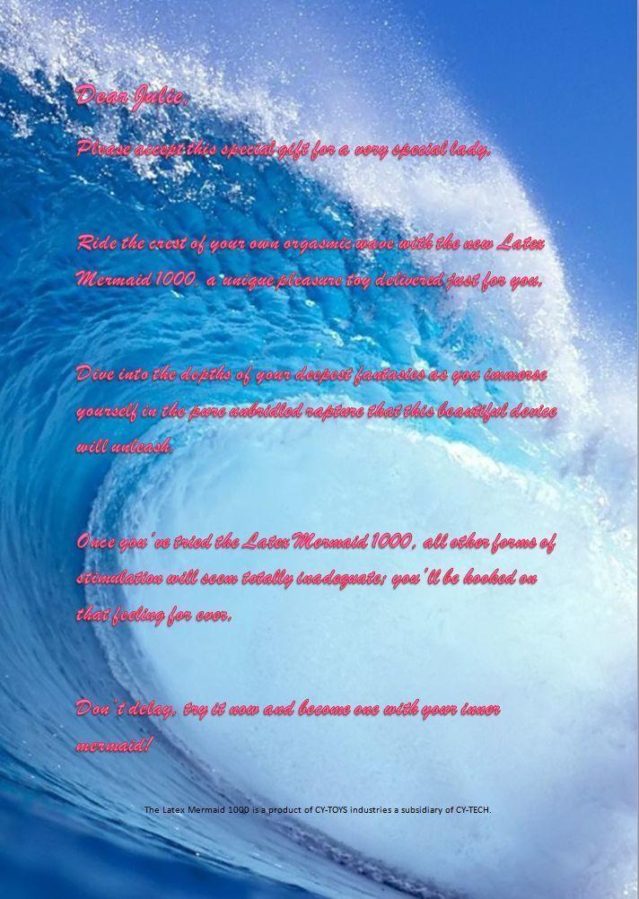 [Telsis] Latex Mermaid
