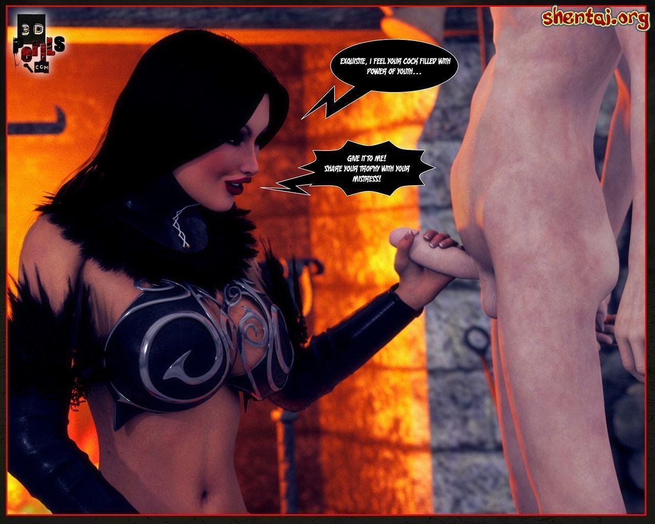 The Legend of Alucardia - part 6