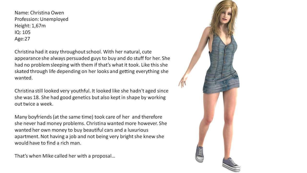 (Doll Project 7) Christina Owen + Bonus material