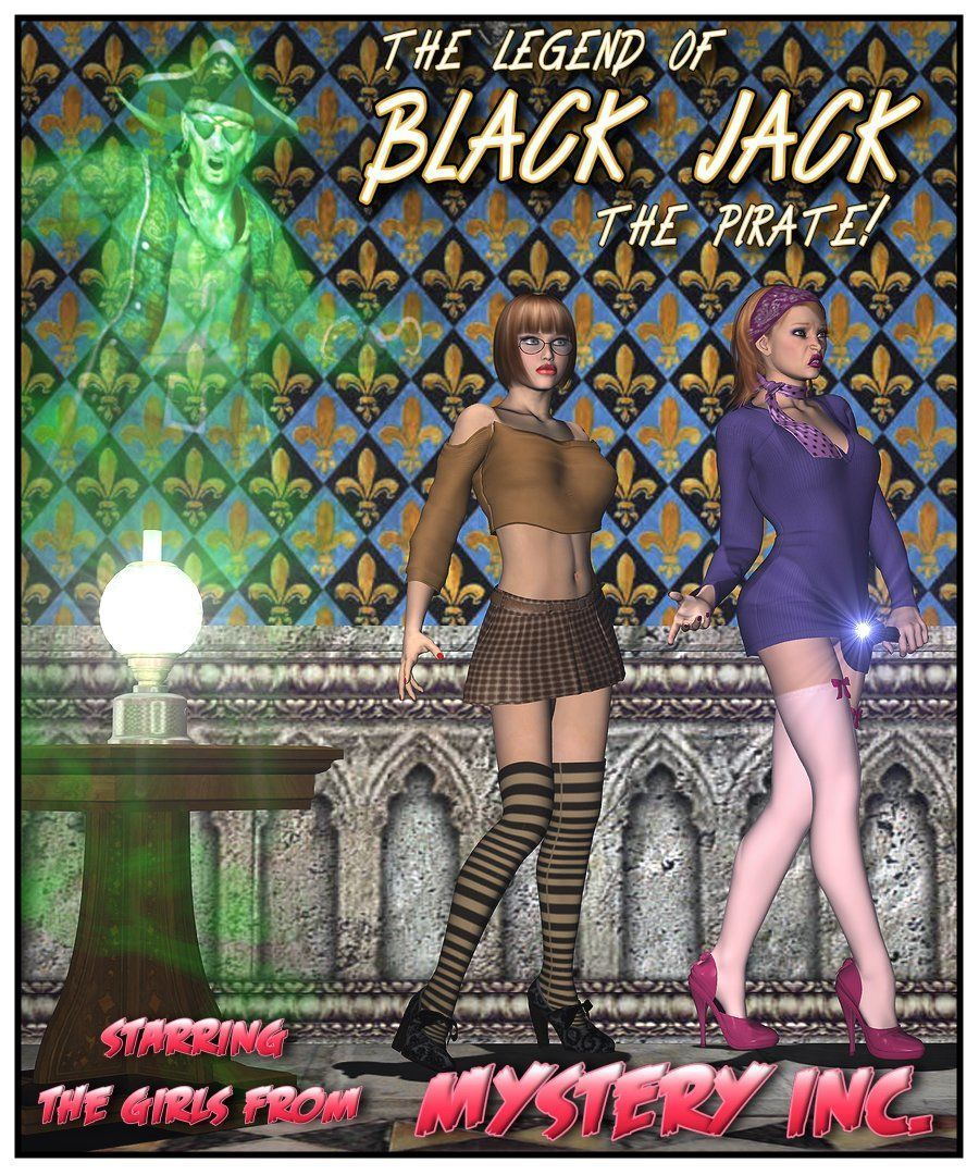 [Foxy Komix] Black Jack the Pirate 1-9