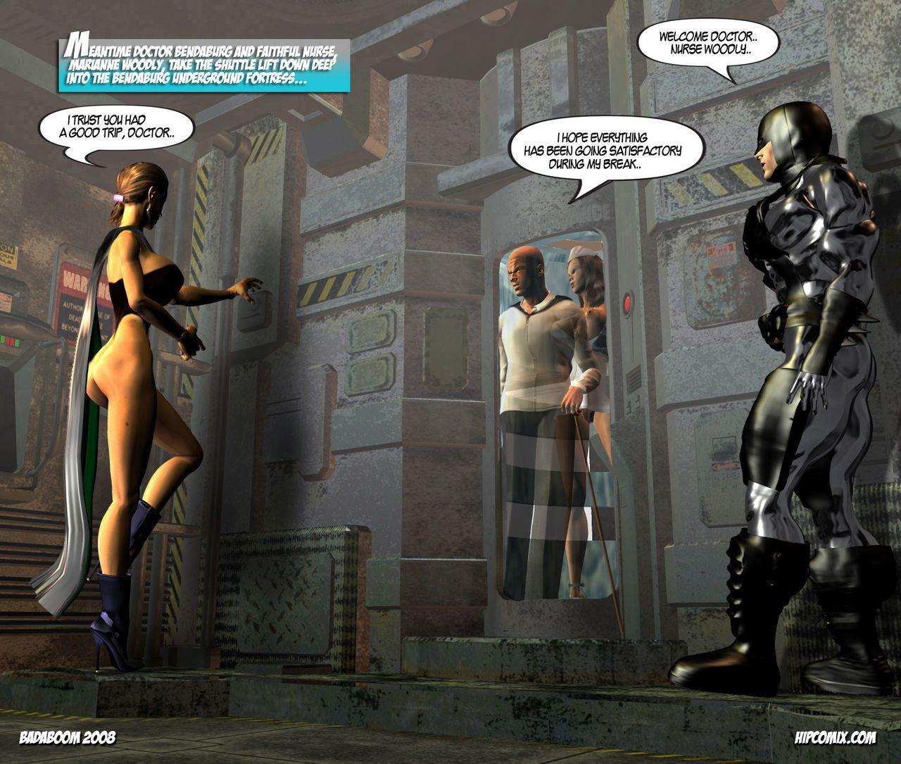 Badaboom Allura 6 Issue 16 and 17 (English) - part 3