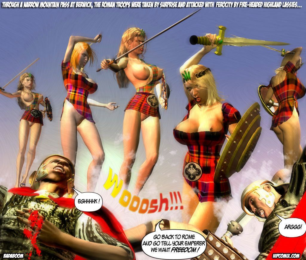 Badaboom - Circus Max Ancient Rome Issue 4 (English) - part 2
