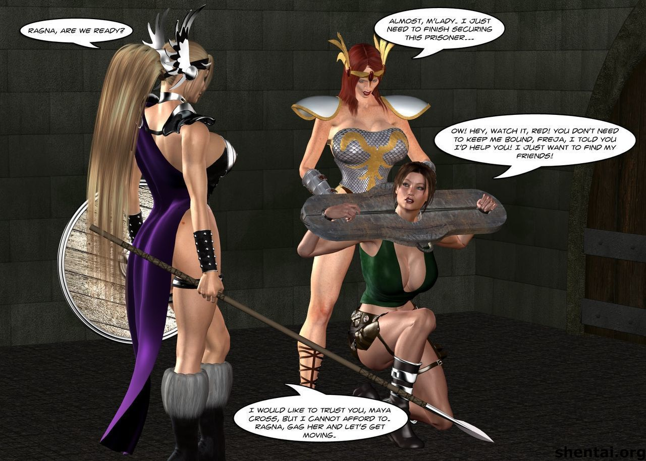 Legend Hunters 15-22 - part 3