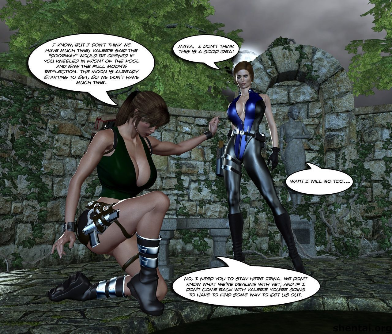 Legend Hunters 01 - 14 - part 3