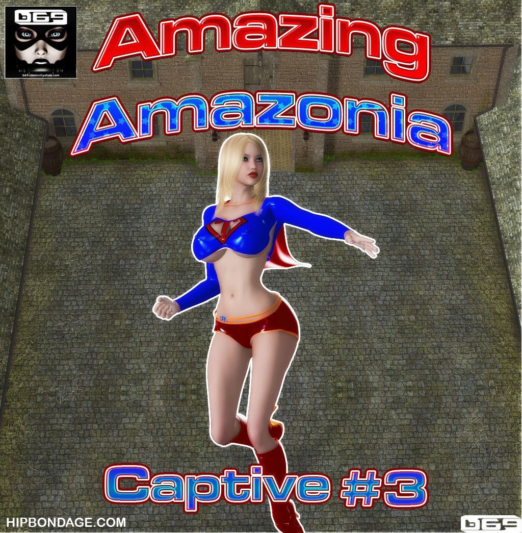 [B69] Amazing Amazonia - Captive 1-5 - part 2