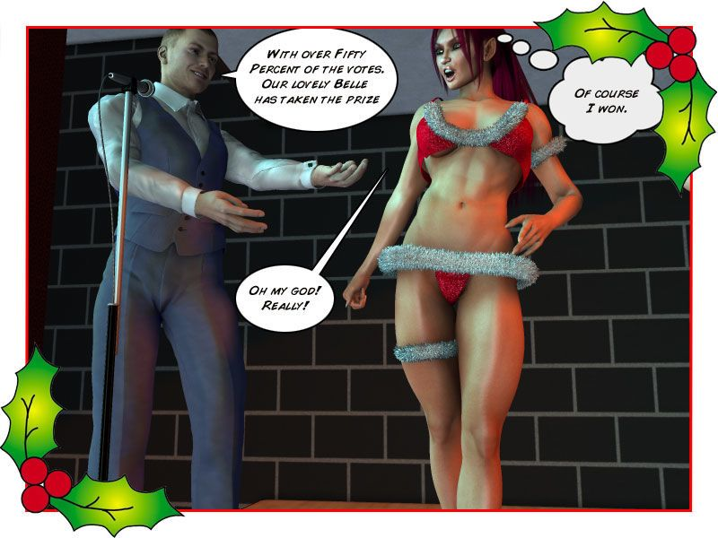 [Infinity Sign] Spirit of Christmas - part 5