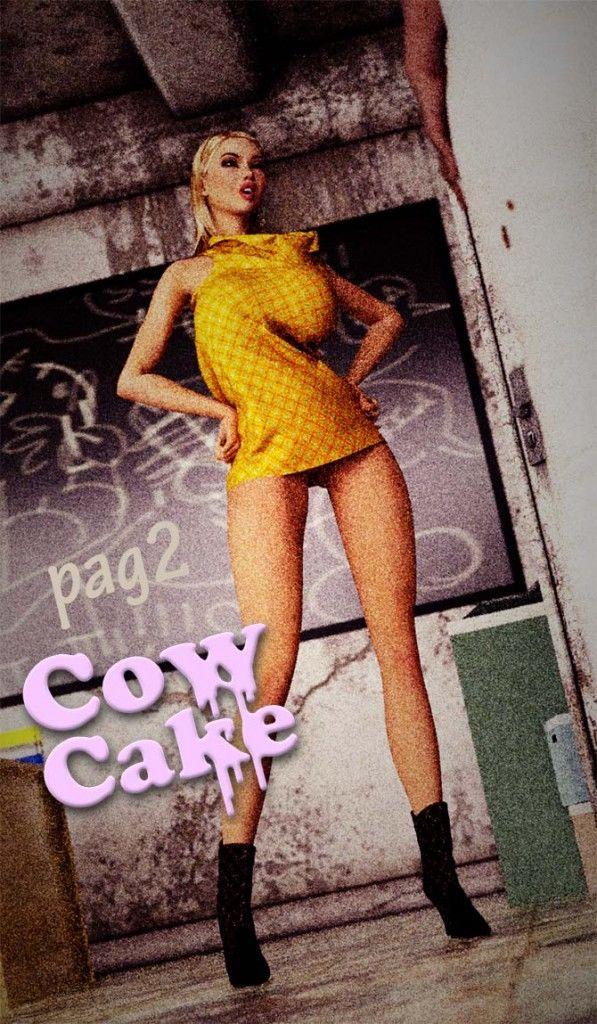Cowcake Art - Susanne