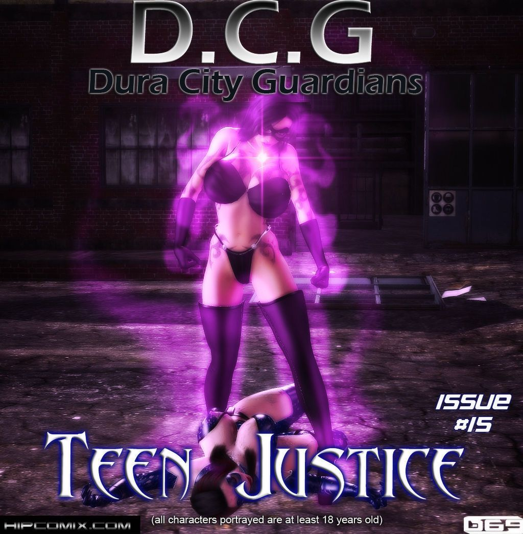 [B69] Dura City Guardians - Teen Justice - Chapter 1-22 - part 9