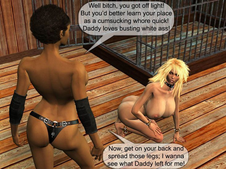 White Slut Training - part 2