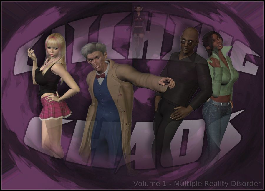 Catching Chaos - Volume 1 - Multiple Reality Disorder