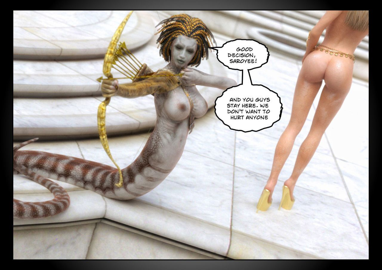 Saroyee\'s Quest 2 - The Queen Of Snakes