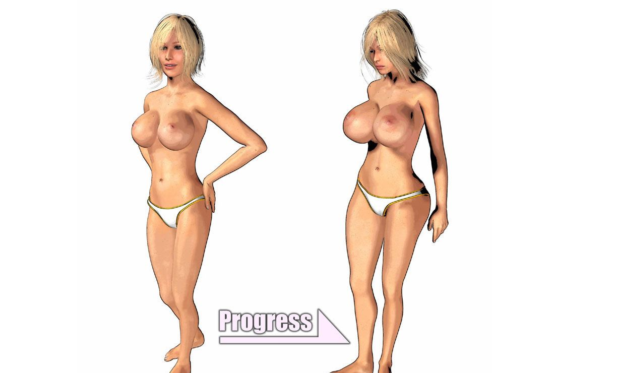 Isabelle Pawlak - Big Booty - Full Story [Dollproject.net] [fuckdolls.net]