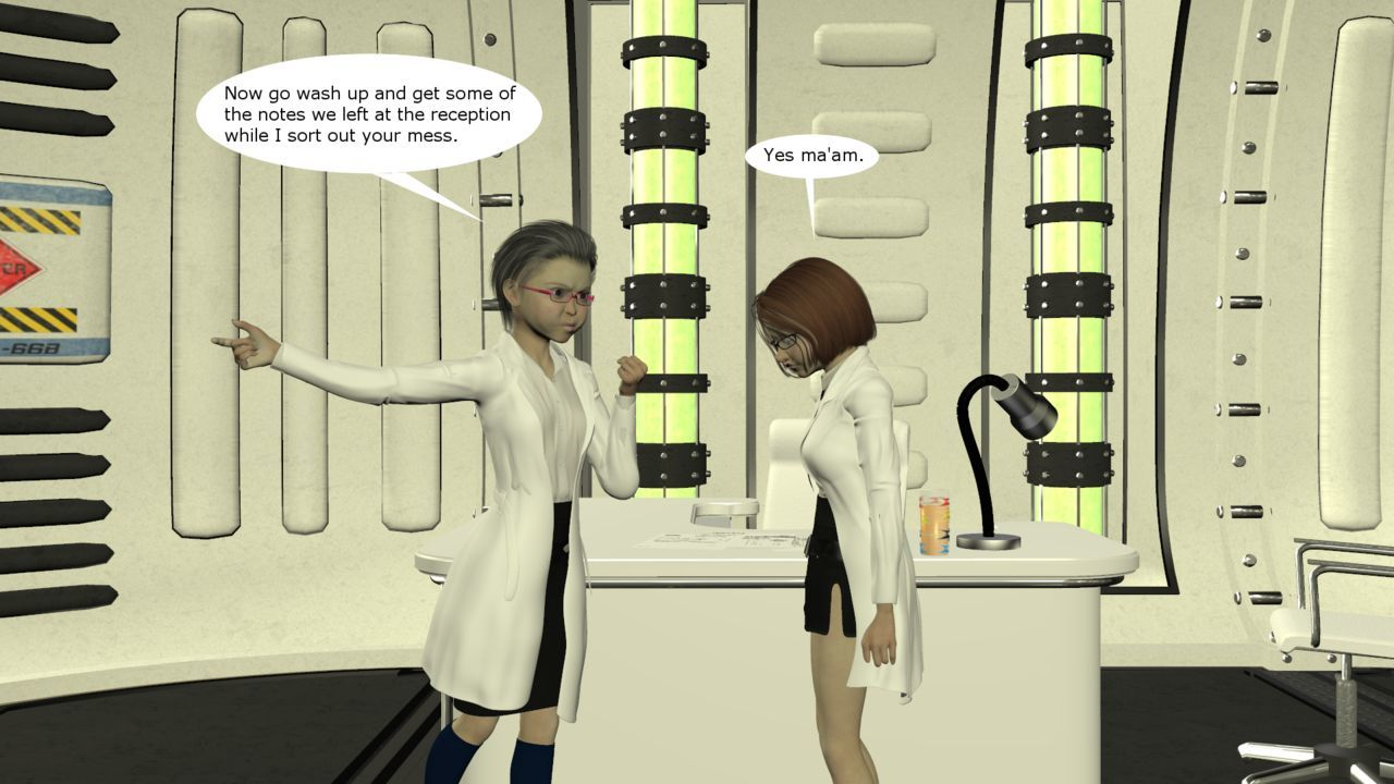 Dragoon institute of growth Lab. - part 3