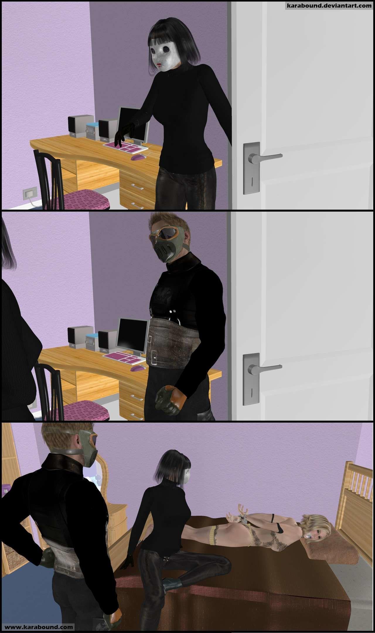 Artist3d Karabound Chapter 5 complete - part 5