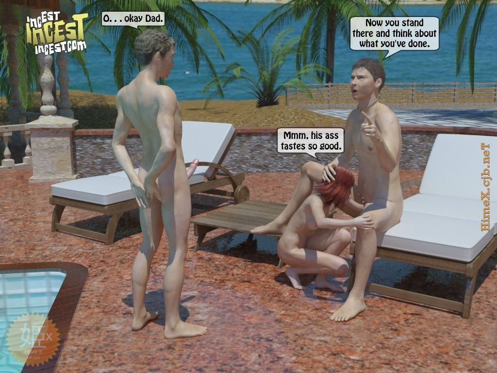 summer at the pool - part 2