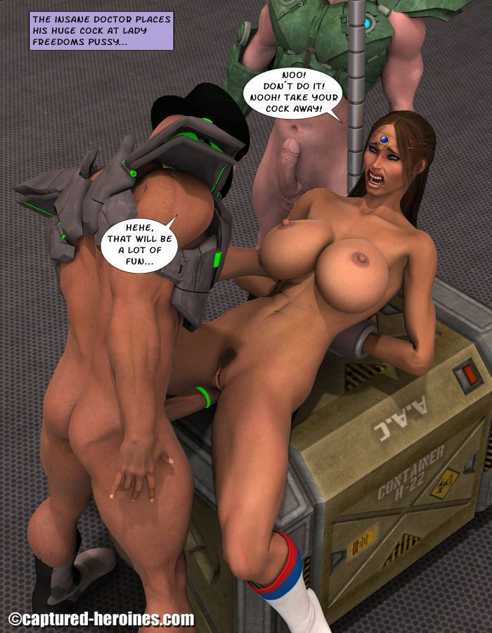 Lady Freedom - part 7