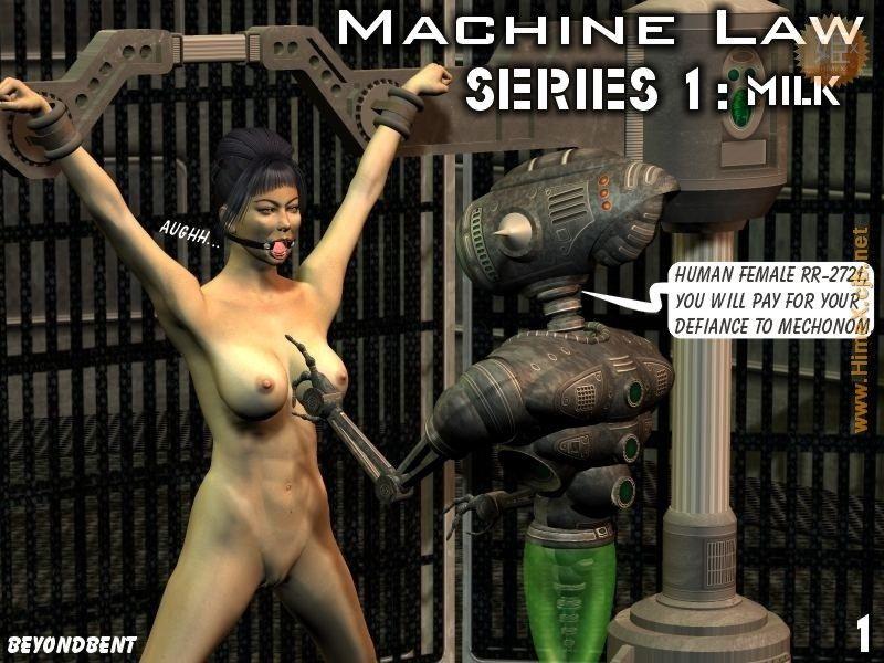 [Beyondbent] Machine Law. Series 1: Milk
