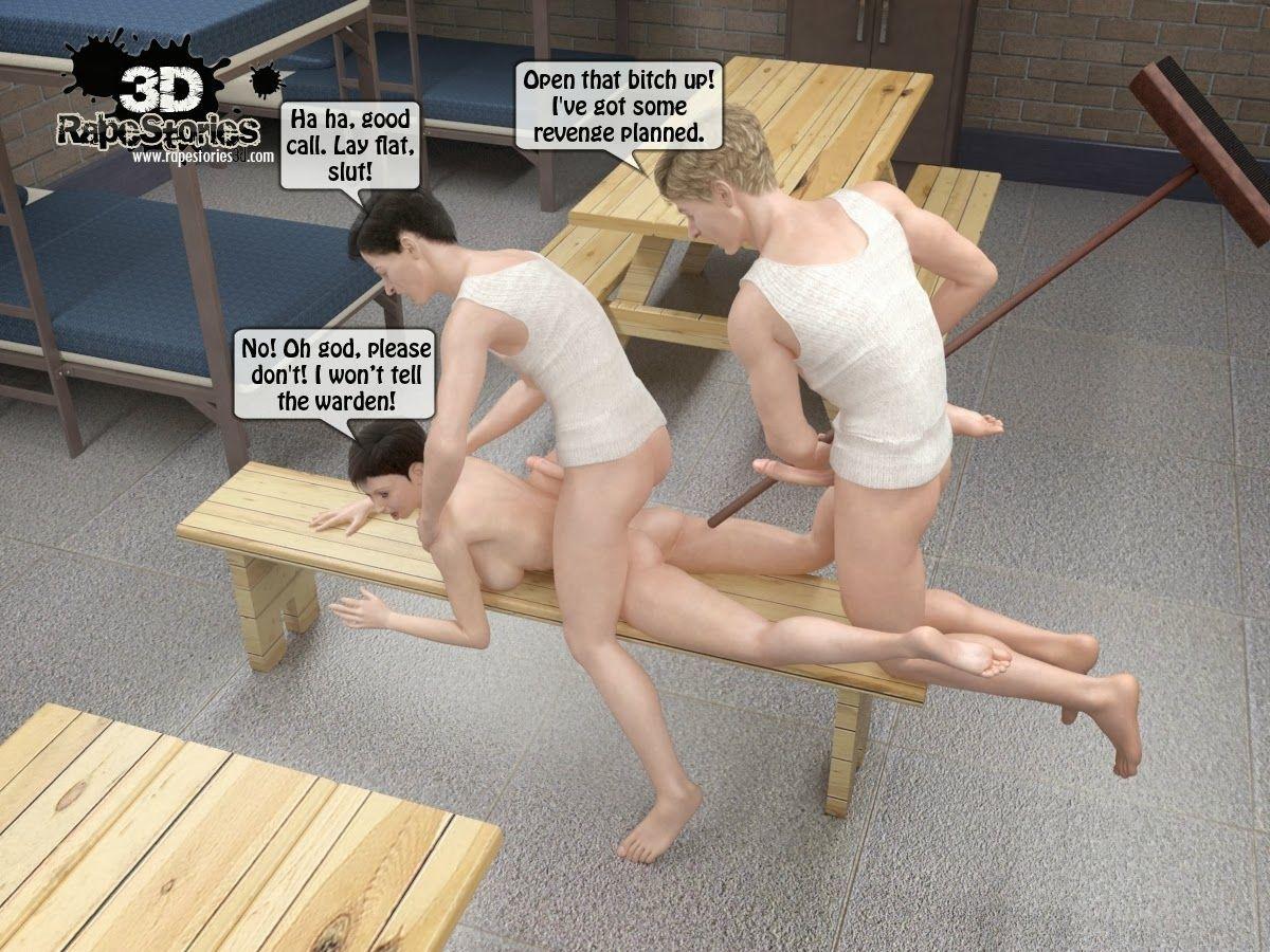 Prison rape - part 2