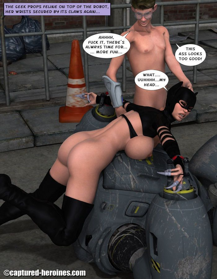 The Geek\'s First Strike - part 4